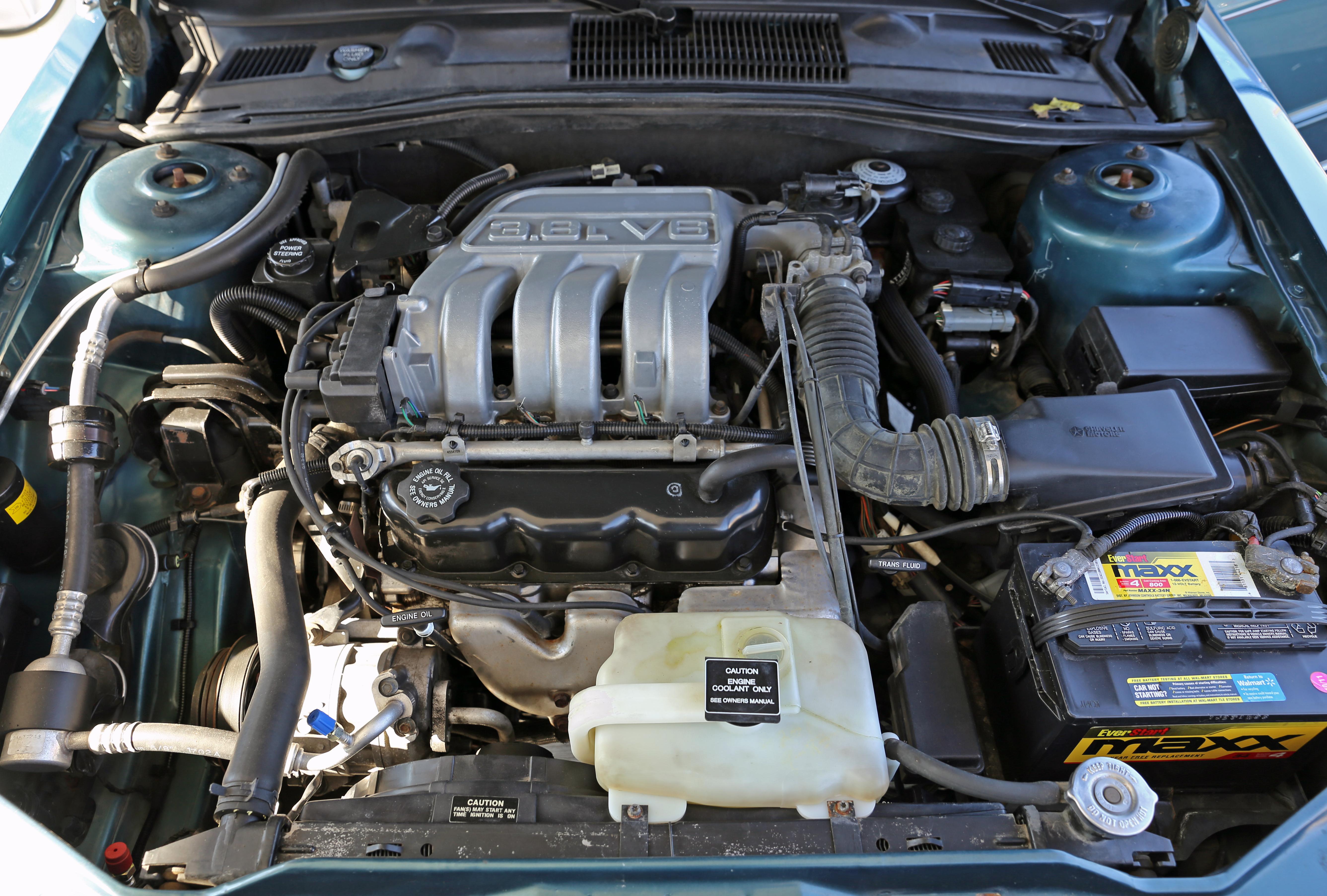chrysler 3 3 & 3 8 engine wikiwand engine head bolt torque chrysler 3.2 engine diagram #26