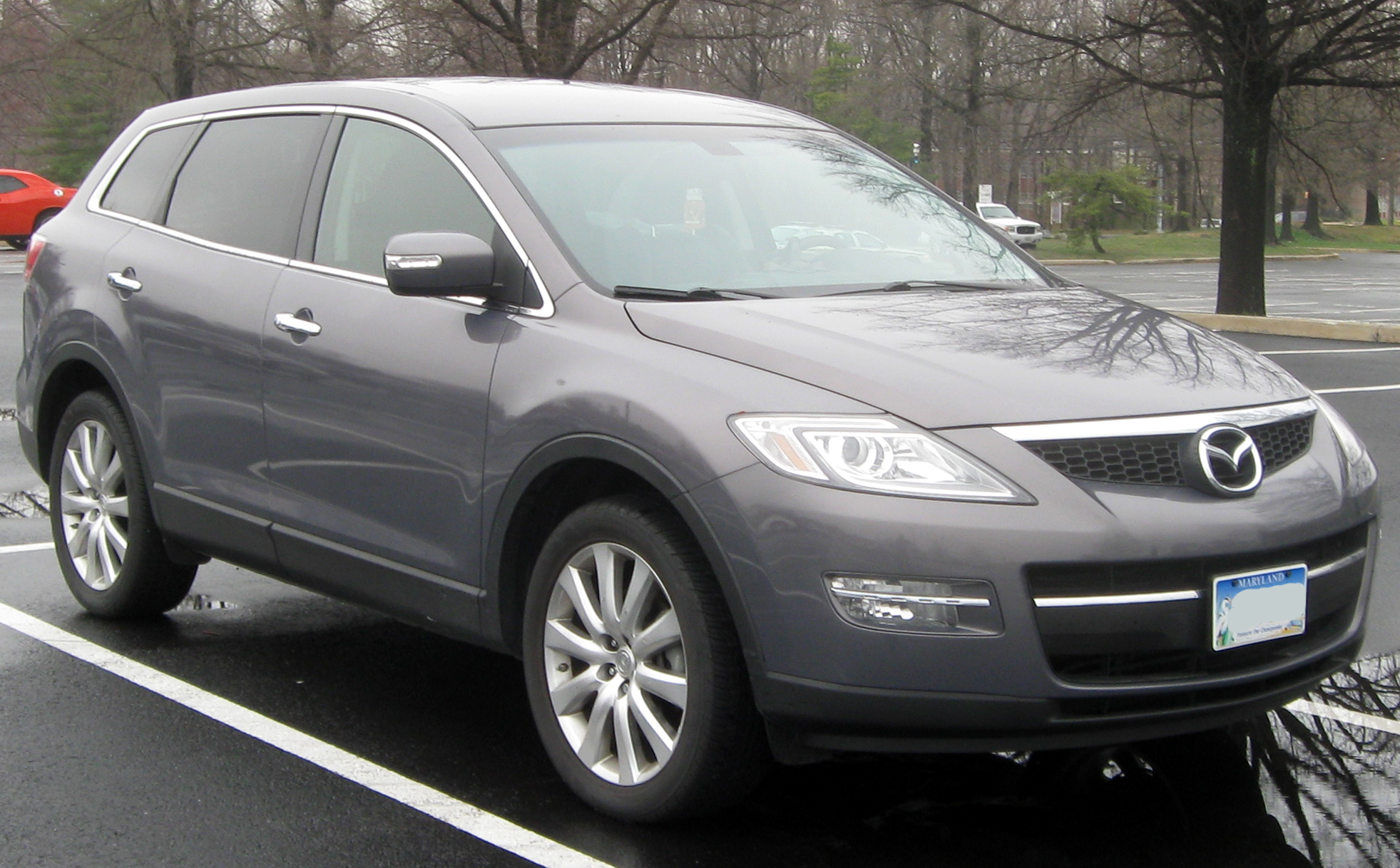 2007 mazda cx 9 viewing gallery