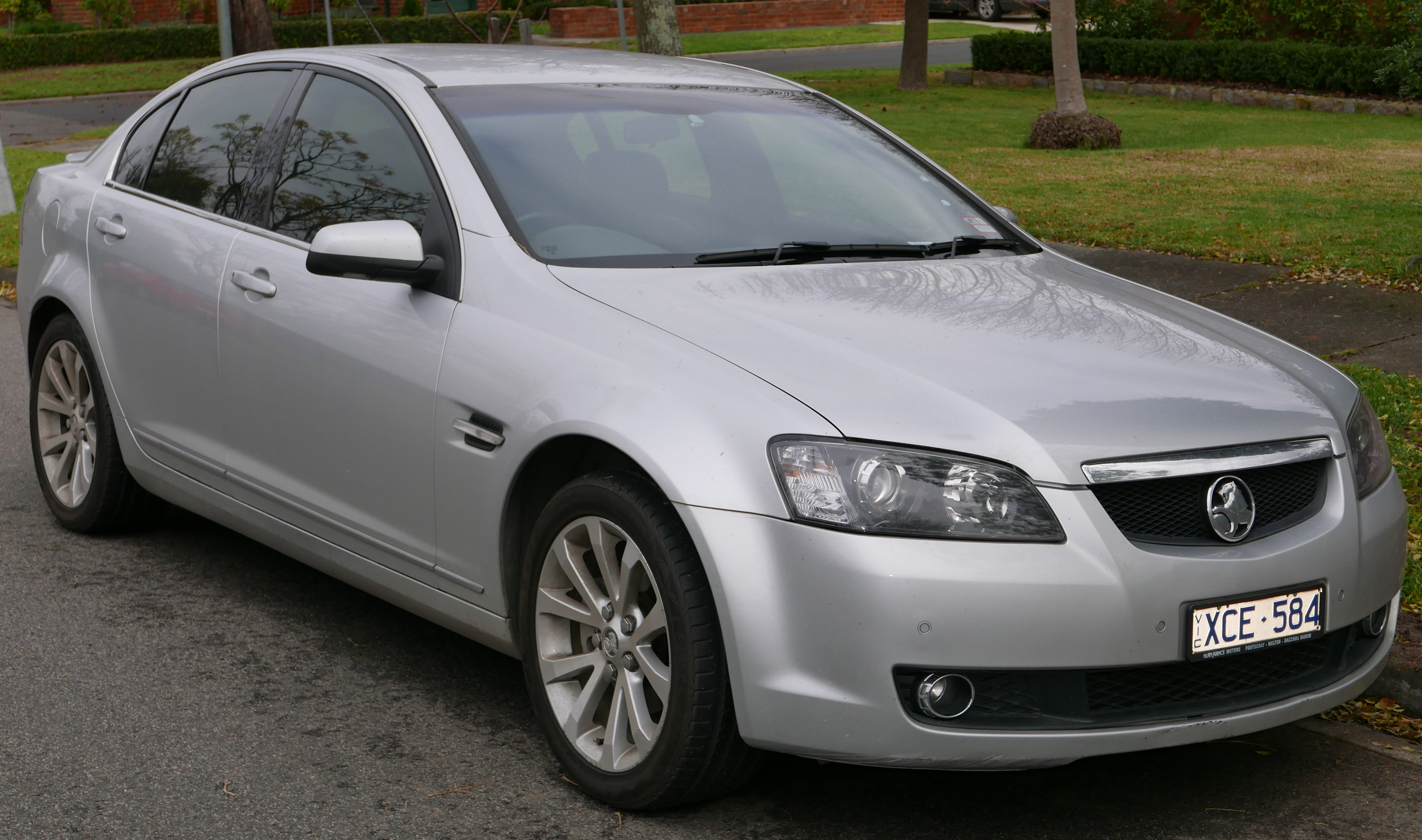 Holden Commodore Ve Wikiwand