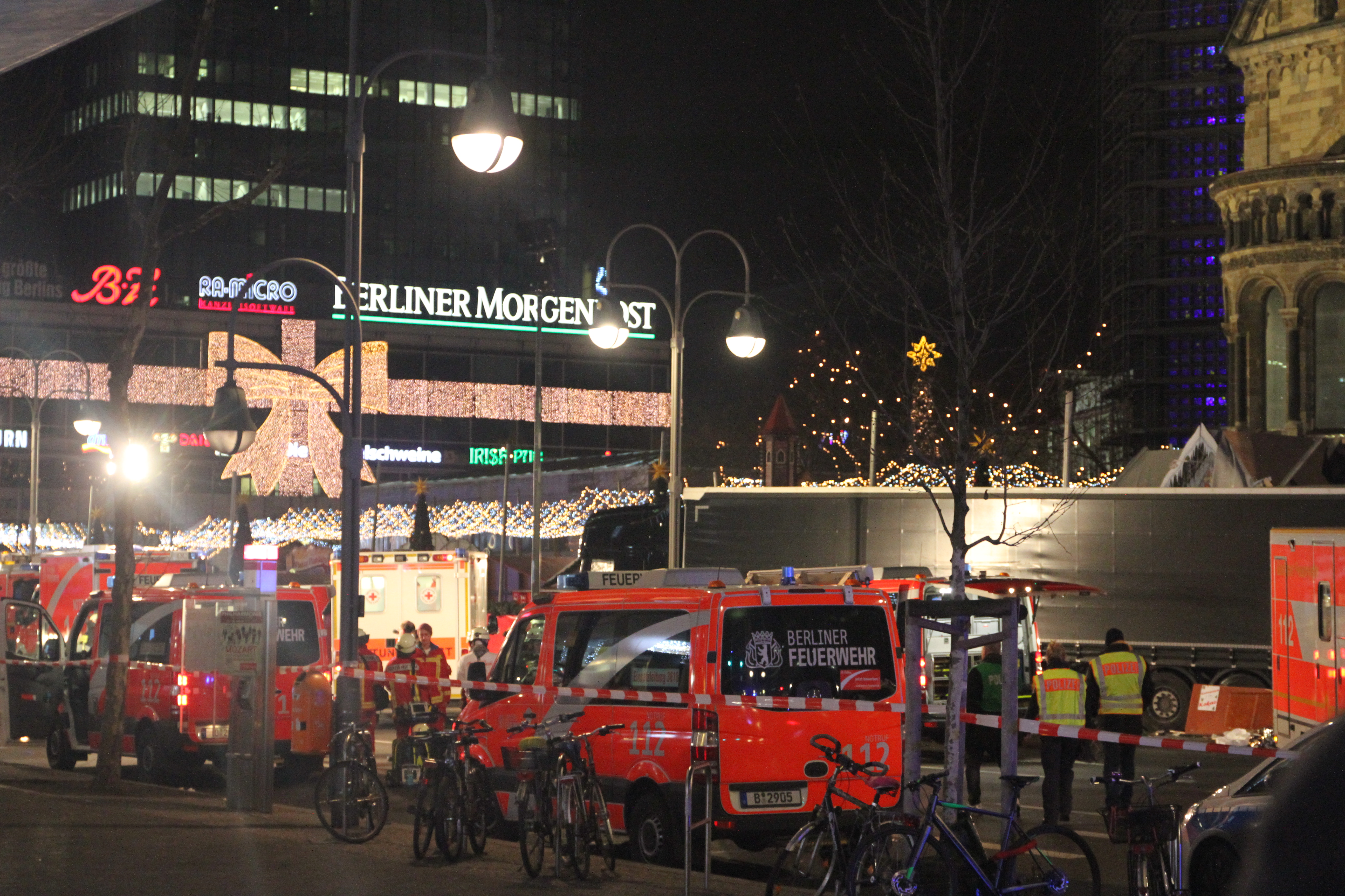 2016 Berlin truck attack - Wikipedia