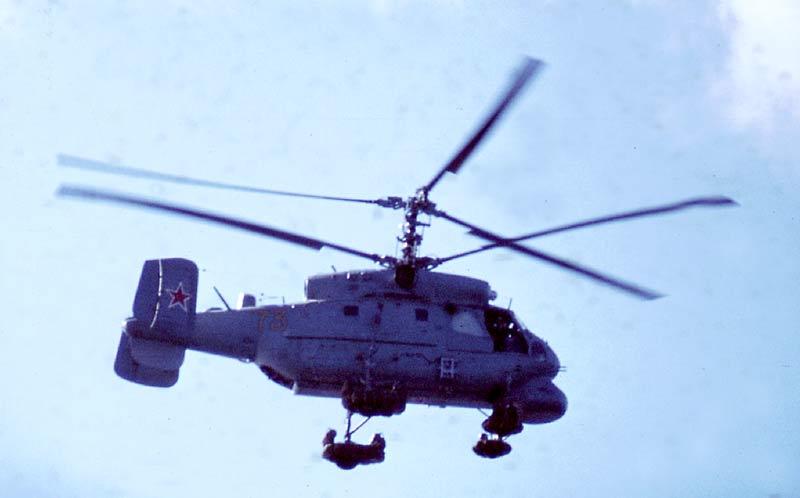 Elicottero Kamov : Kamov ka wikipedia