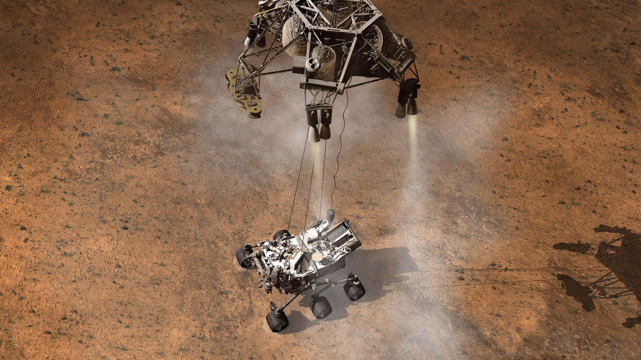 mars rover mission ends - photo #18