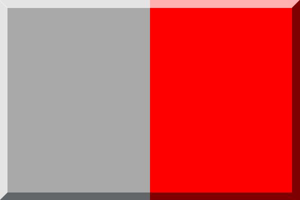 Parete Grigia E Rosso: Foto parete grigio perla e rosso cardinale de ...