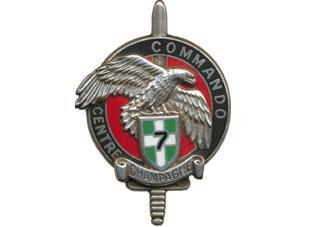 7° Régiment d'Infanterie Landau 1970/1971 7e_R%C3%A9giment_d%E2%80%99Infanterie%2C_Centre_Commando_CHAMPAGNE