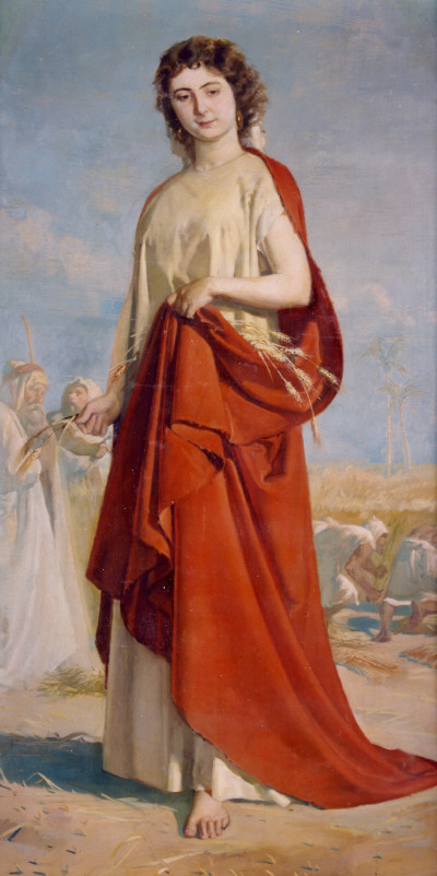 ruth the bible Ruth's name provides the title for the book of ruth, probably a piece of historical fiction set in the time of the judges ruth is a moabite woman who marries a judean immigrant named mahlon (1:1–4 4:10.
