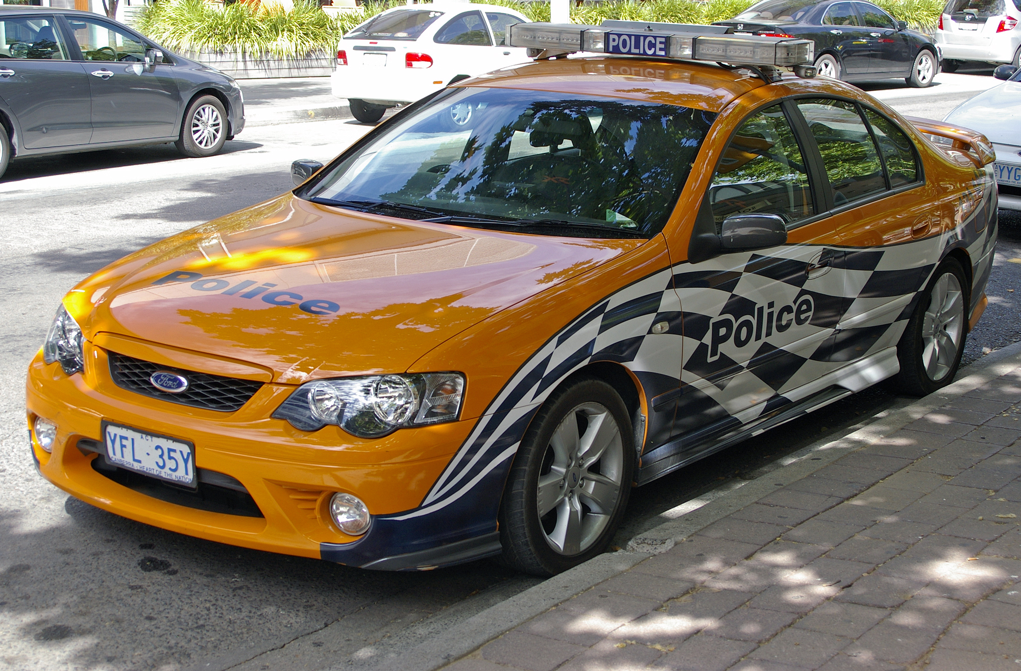FileAFP  Ford BF Falcon XR6 Turbojpg  Wikimedia Commons