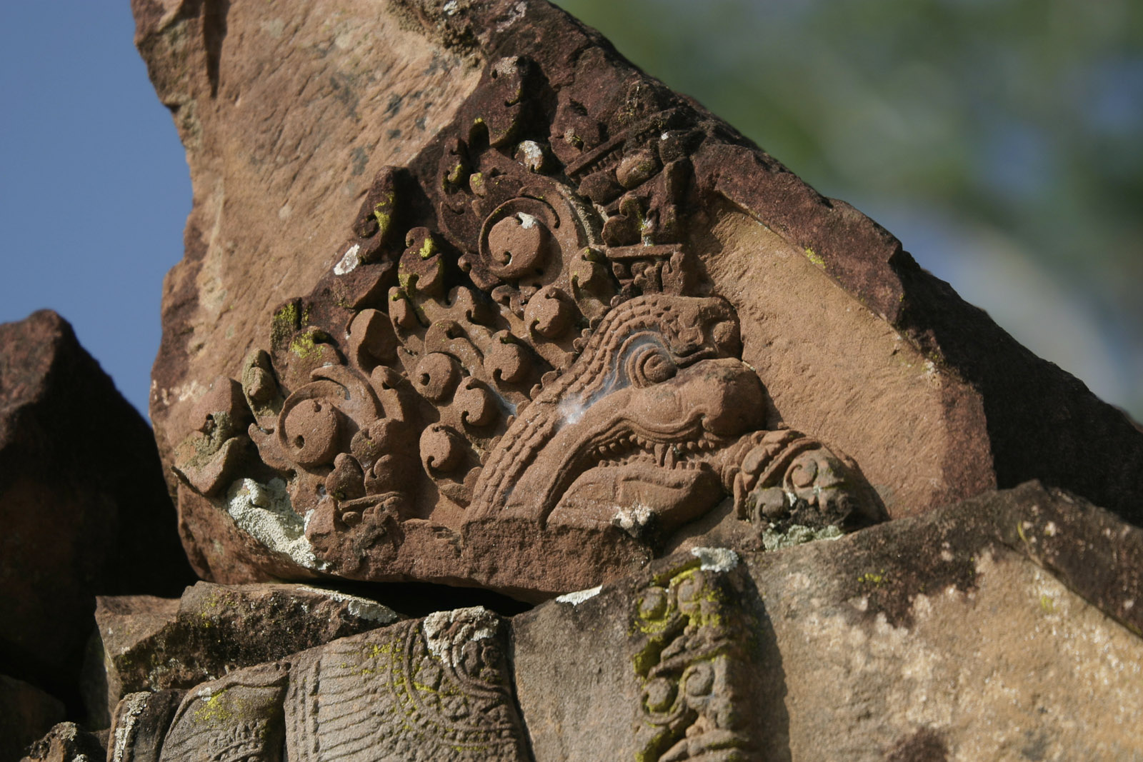 File:A Naga, a half-man, half-snake creature (4188438144 ... - photo#17