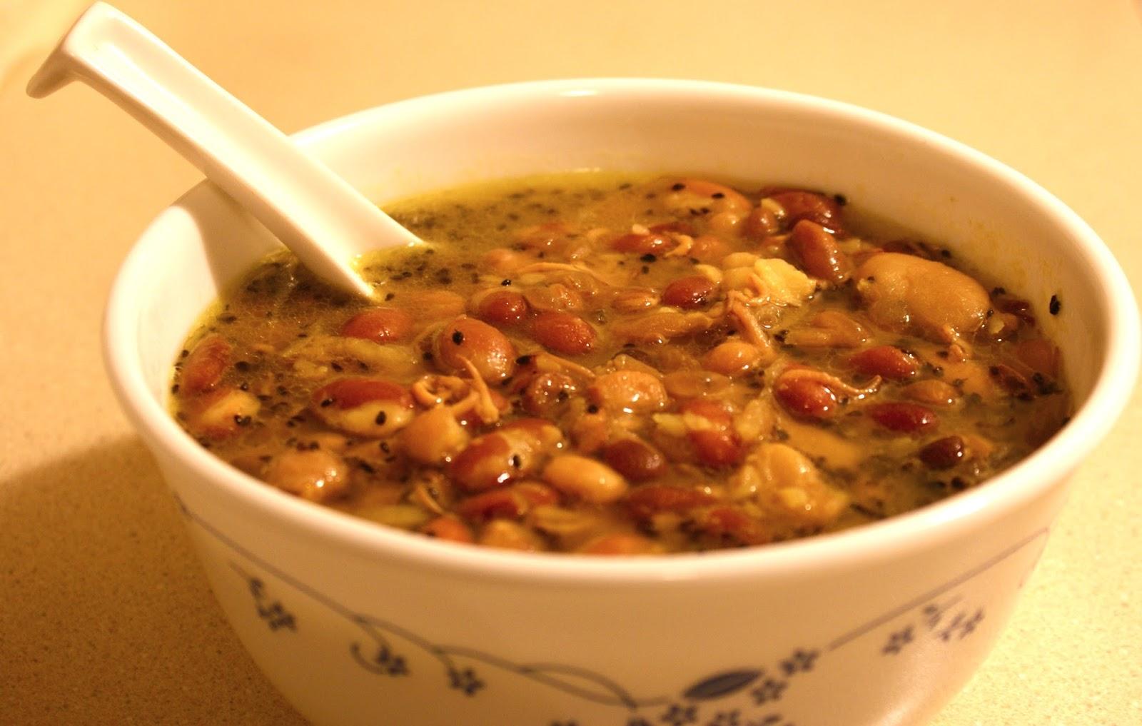 Kwati (soup) - Wikipedia