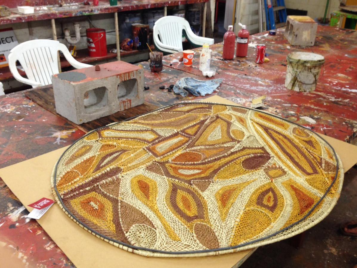 Aboriginal Fibre Craft