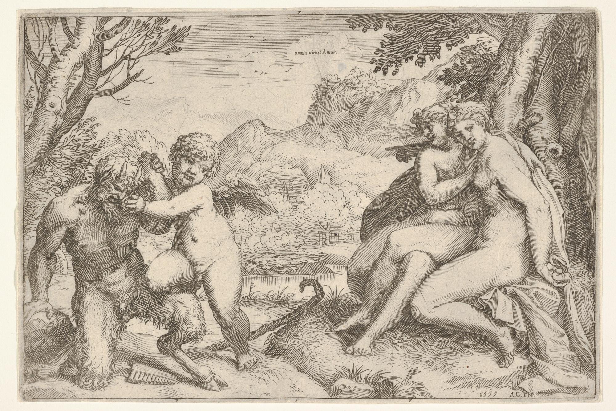 Оба мага порно мифы древней греции