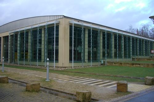Hermann Neuberger Sportschule Saarbrücken Adresse