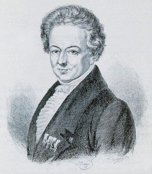 Fran ois xavier antoine de kentzinger wikip dia - Antoine de maximy biographie ...