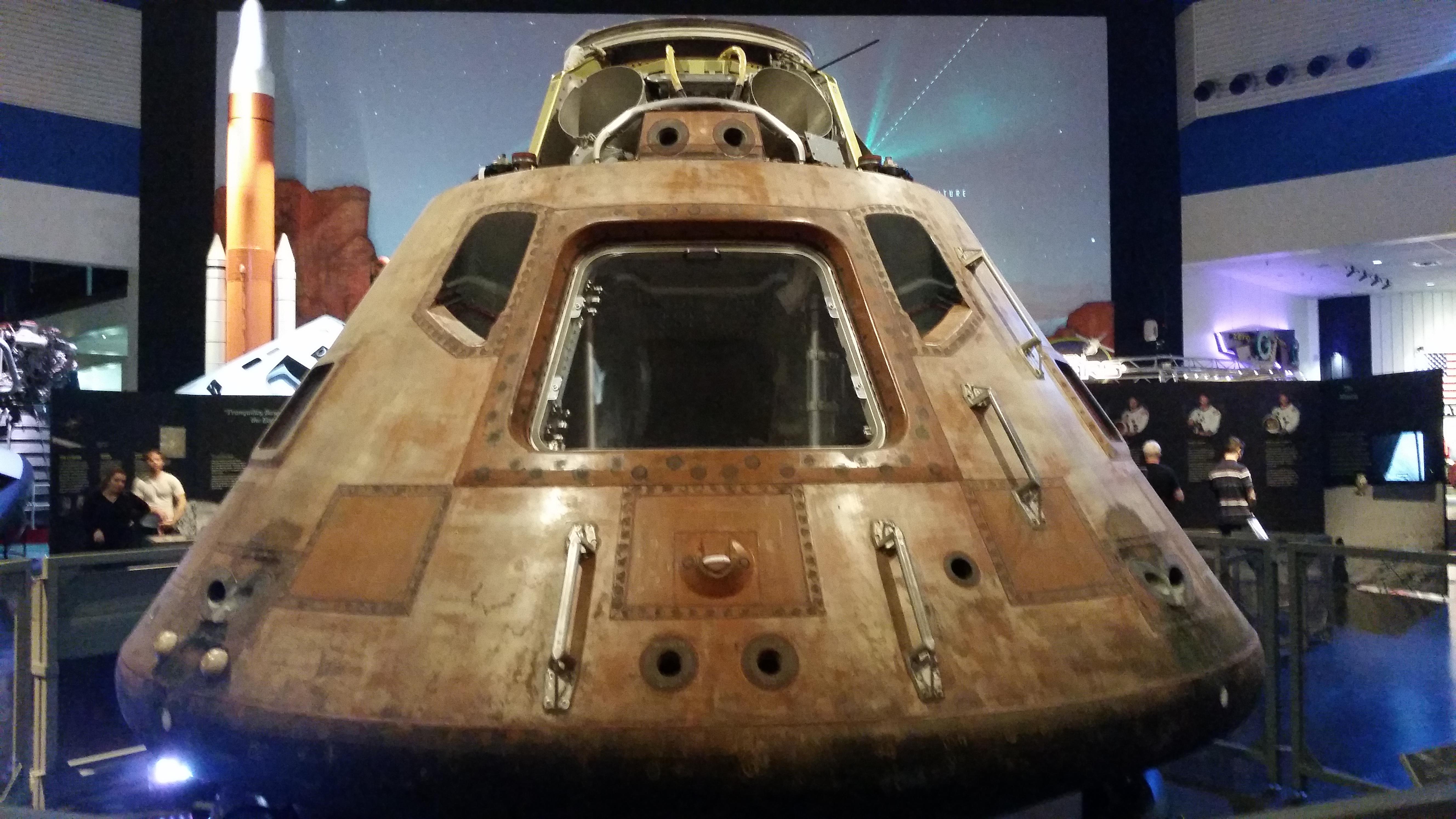 apollo 11 at space center houston - photo #9