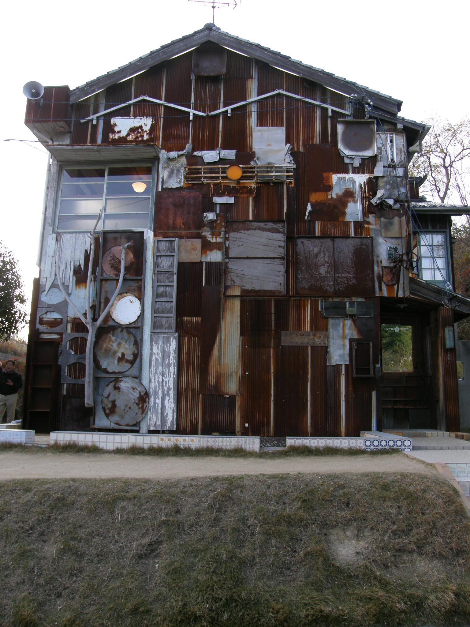 File Art House Project In Naoshima Haisya