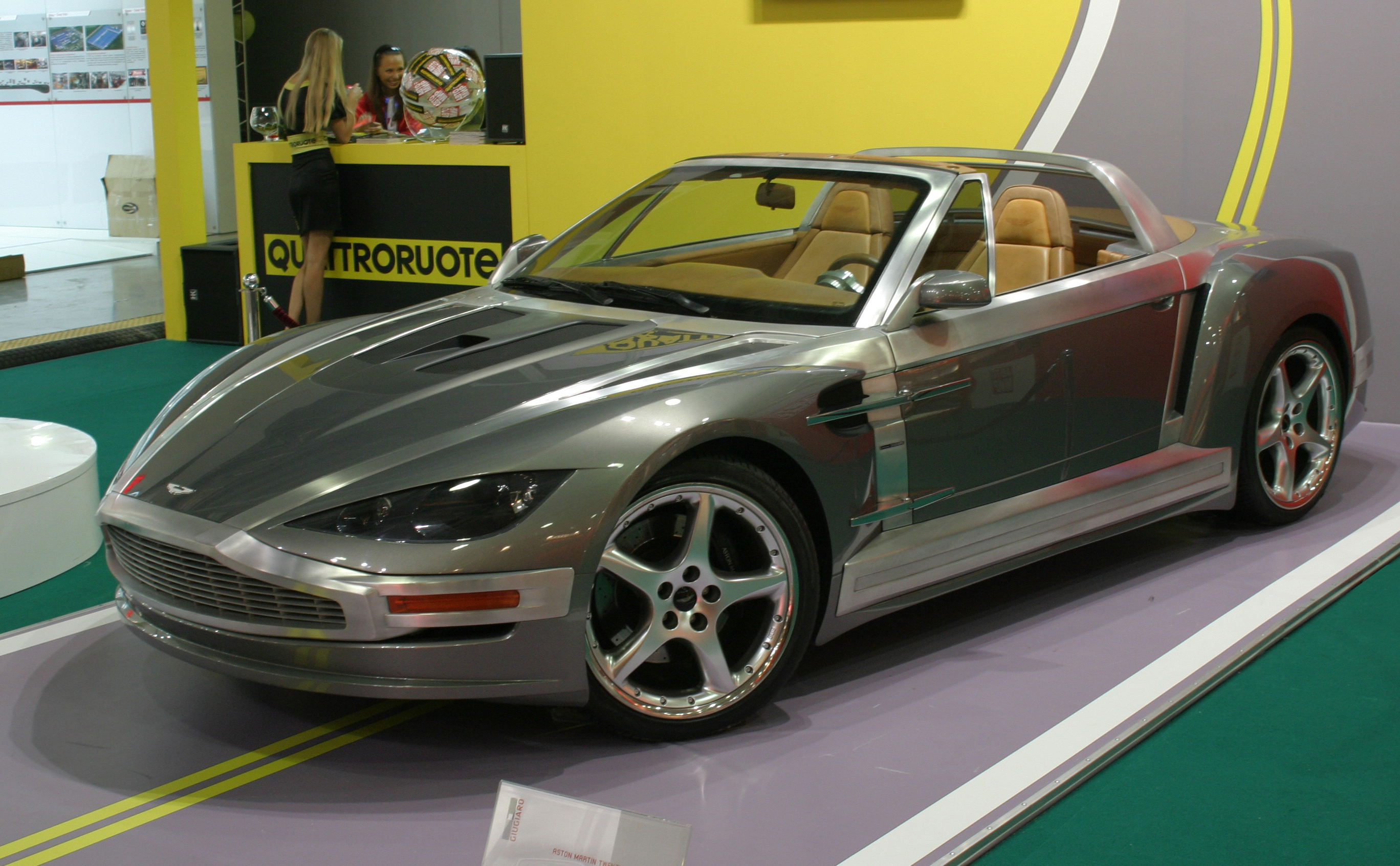 Aston Marton Consept Car