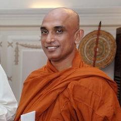 Athuraliye Rathana Thero Sri Lankan politician