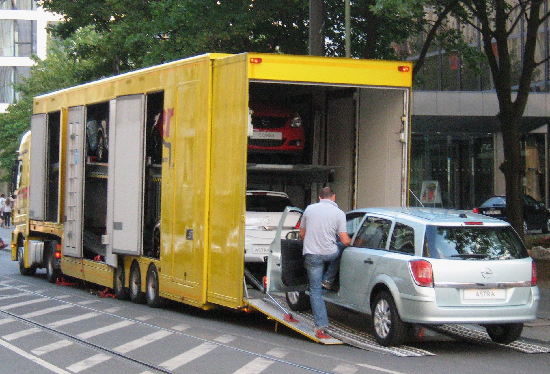 Car Trailer For Rent Uk