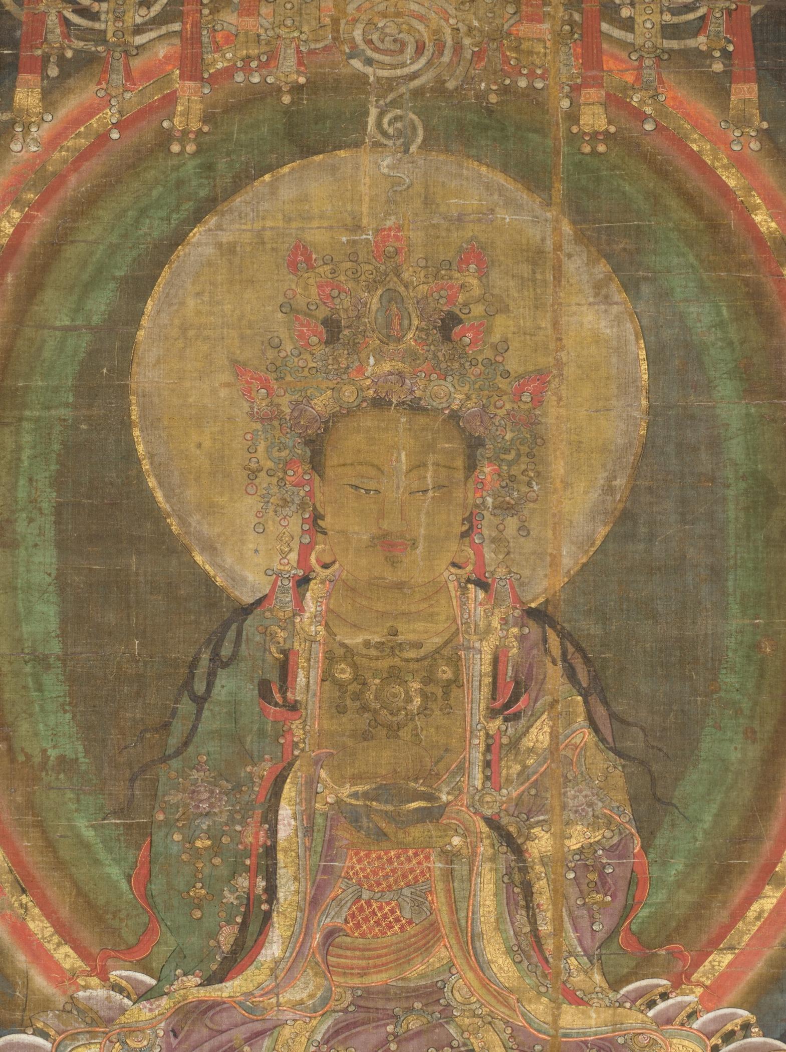 File Avalokiteshvara Guanyin The Bodhisattva Of