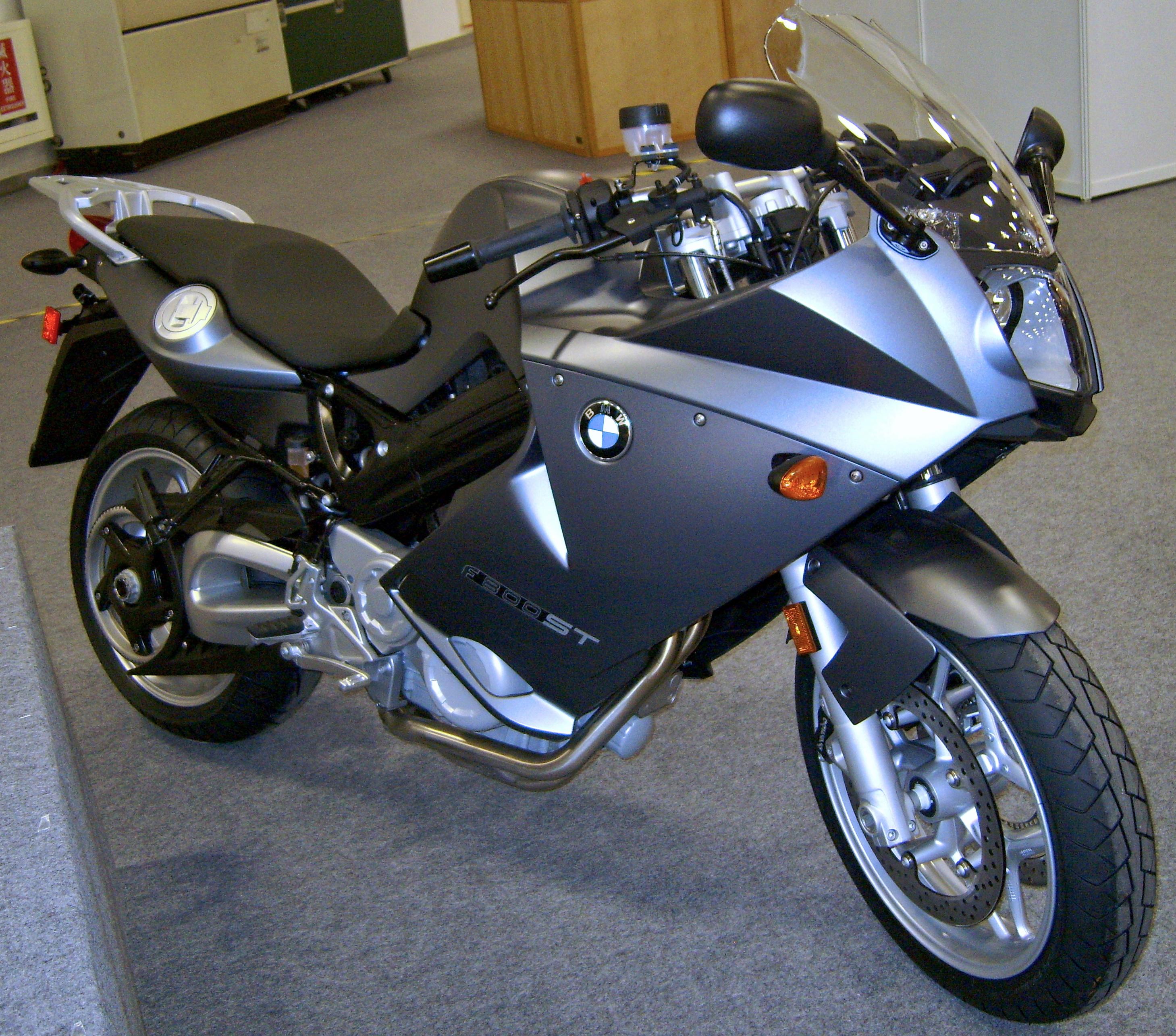 Bmw F 800 S St Wikipedia
