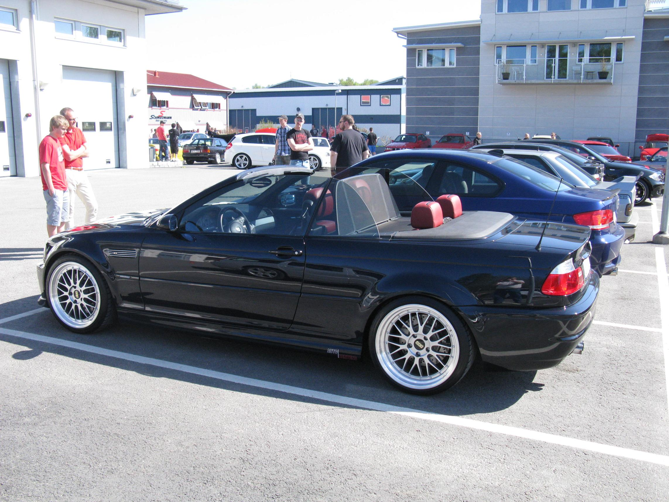 File Bmw M3 Cabriolet E46 5672378471 Jpg Wikimedia Commons