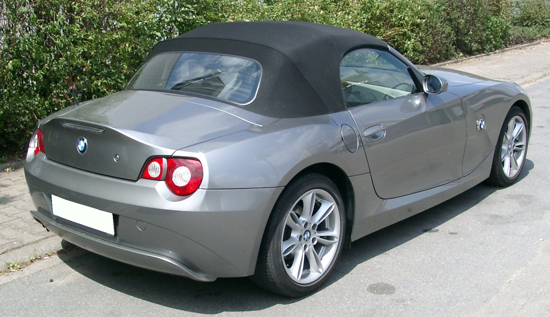 Bmw Z4 Wikipedia Deutsch