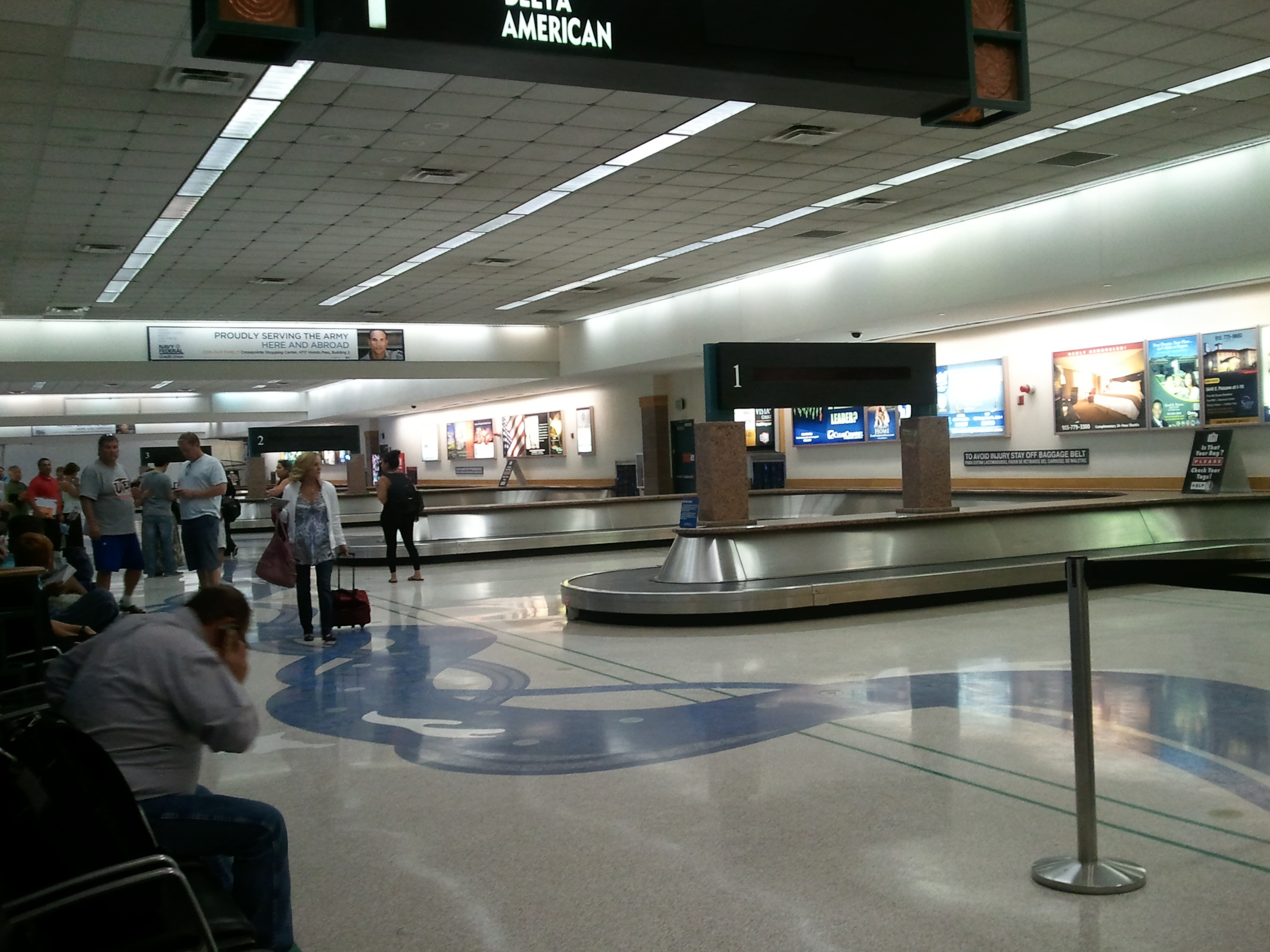 Elp International Airport Car Rental