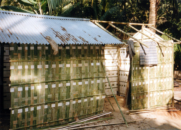 File Bamboo Hut In Sylhet Bangladesh Jpg Wikimedia Commons