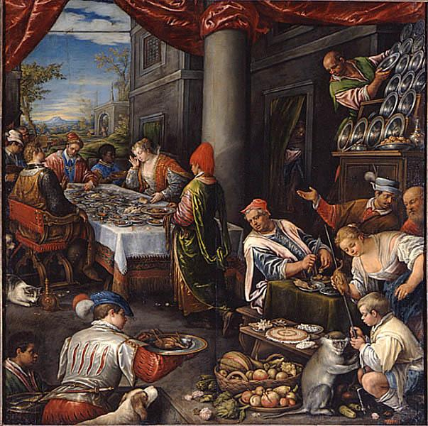 Leandro Bassano [Public domain], via Wikimedia Commons