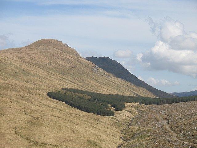 Bealach an Lochain - geograph.org.uk - 1041436
