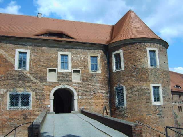 Eisenhard Castle in Belzig
