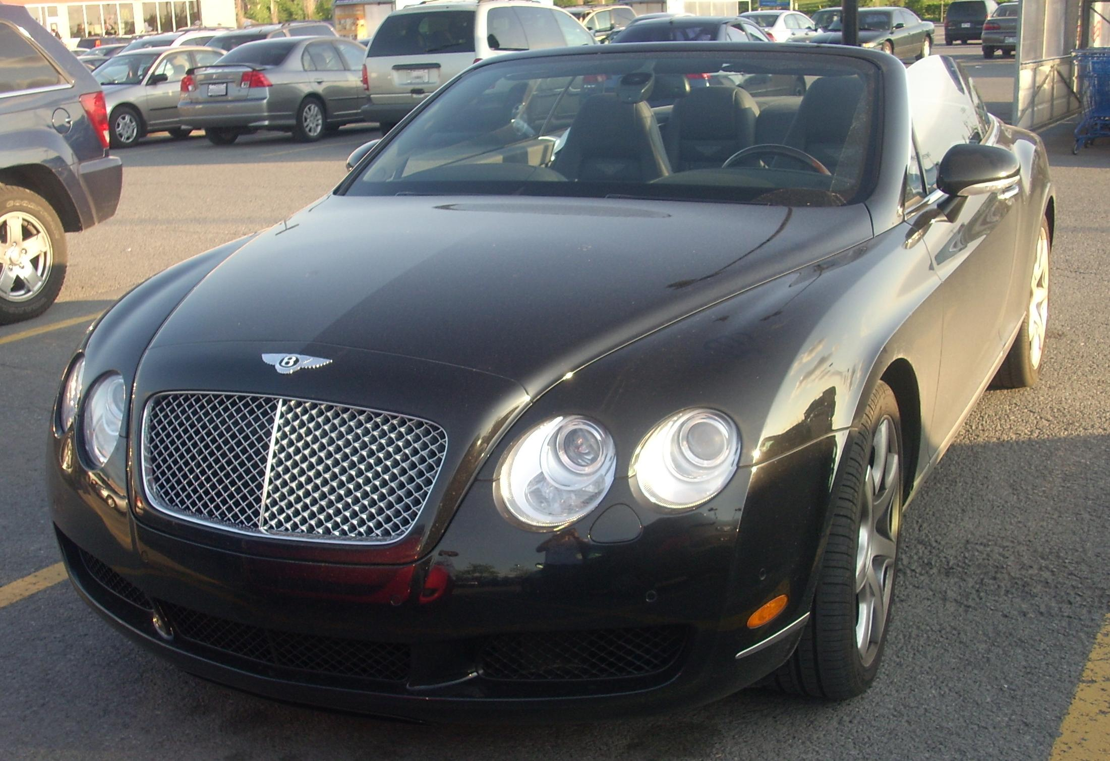 Bentley Continental Dimensions >> File:Bentley Continental GTC.JPG - Wikimedia Commons