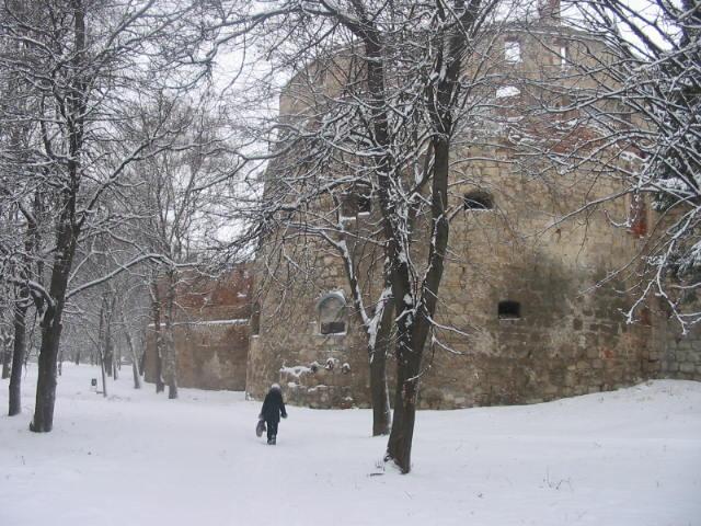 Berezhany Castle