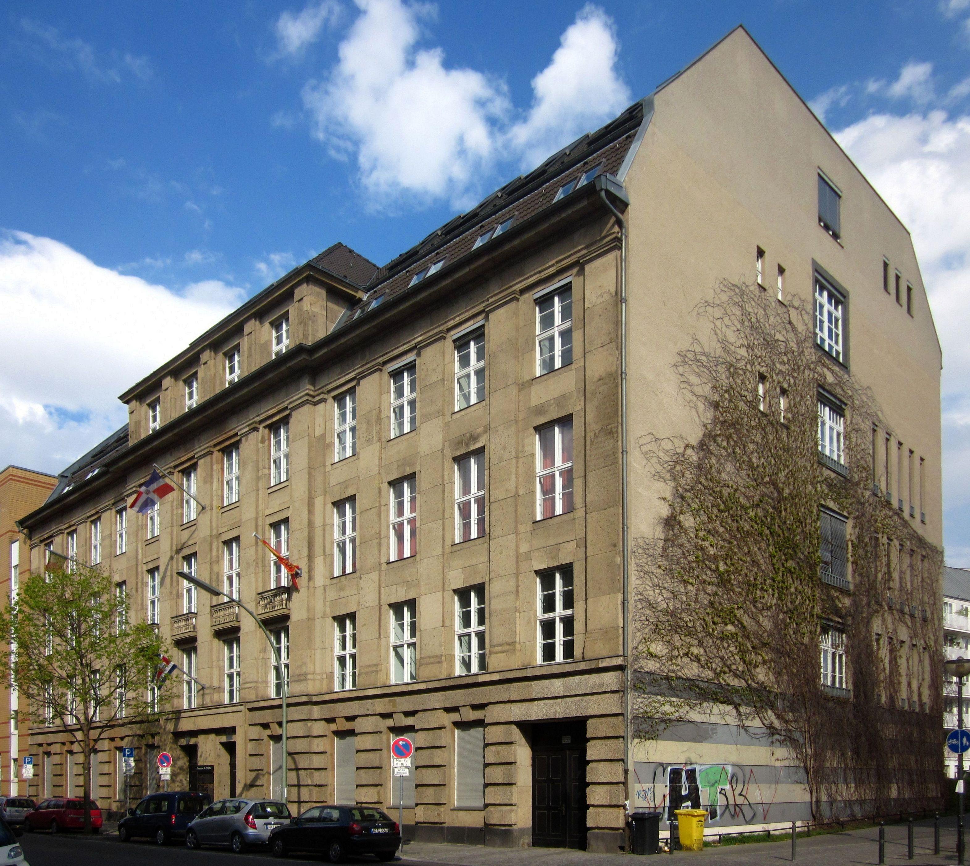 File Berlin Kreuzberg Dessauer Strasse 28 29