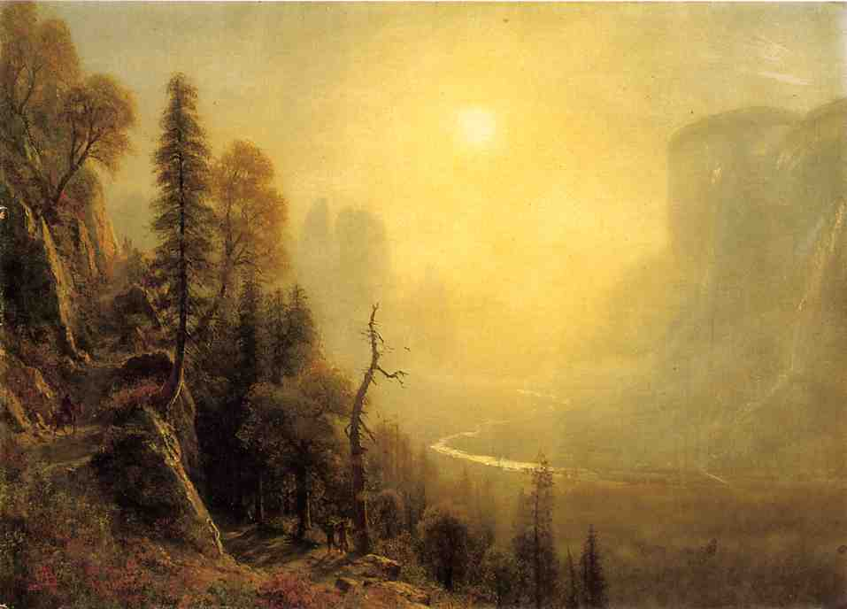 Famous Atmospheric Paintings