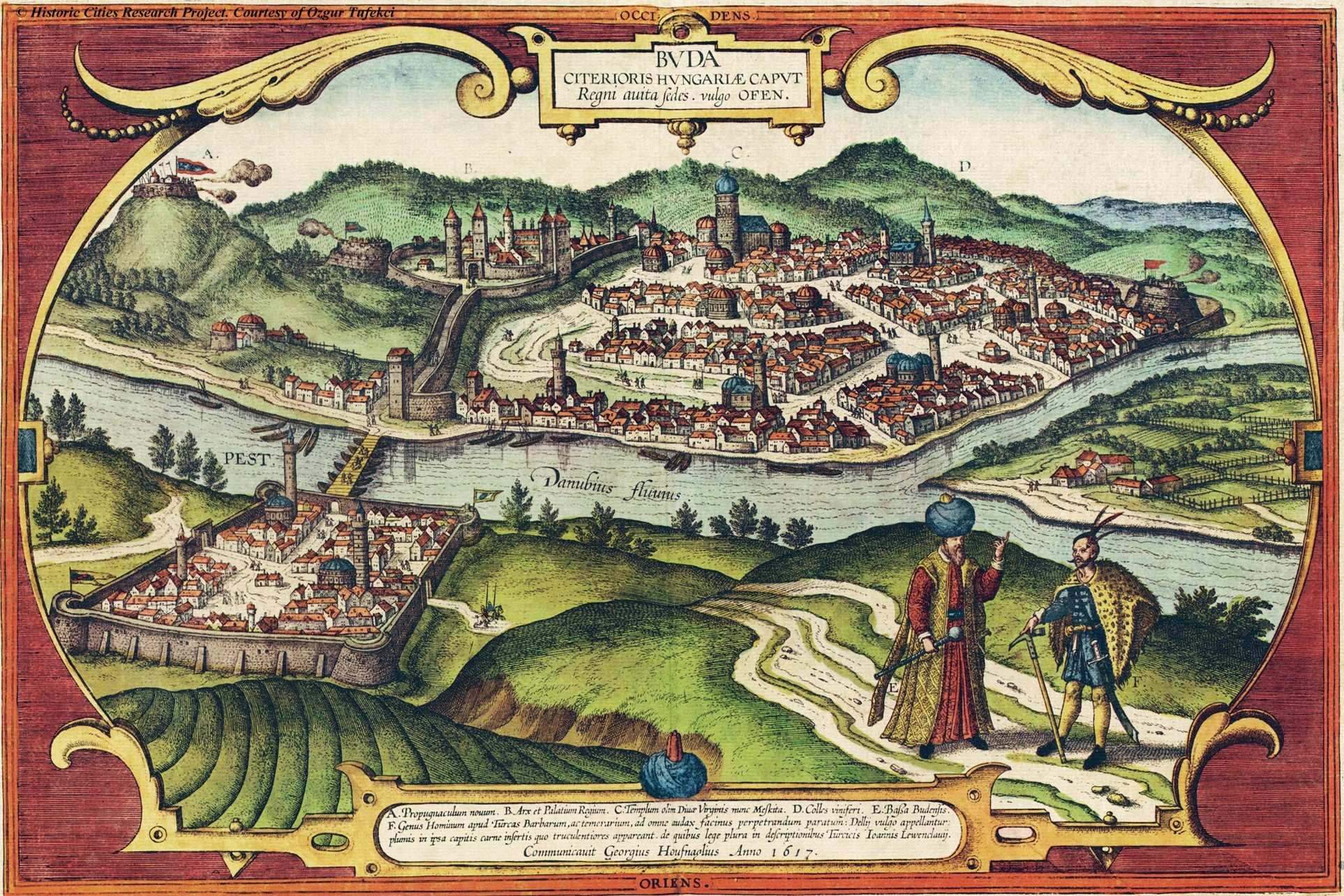 History bits turkish hungary fabulous budapest buda in the 16th century during turkish reign gumiabroncs Images