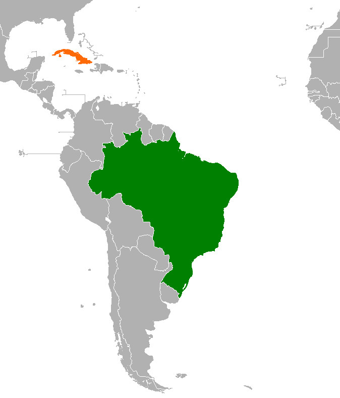 Brazil Cuba Relations Wikipedia