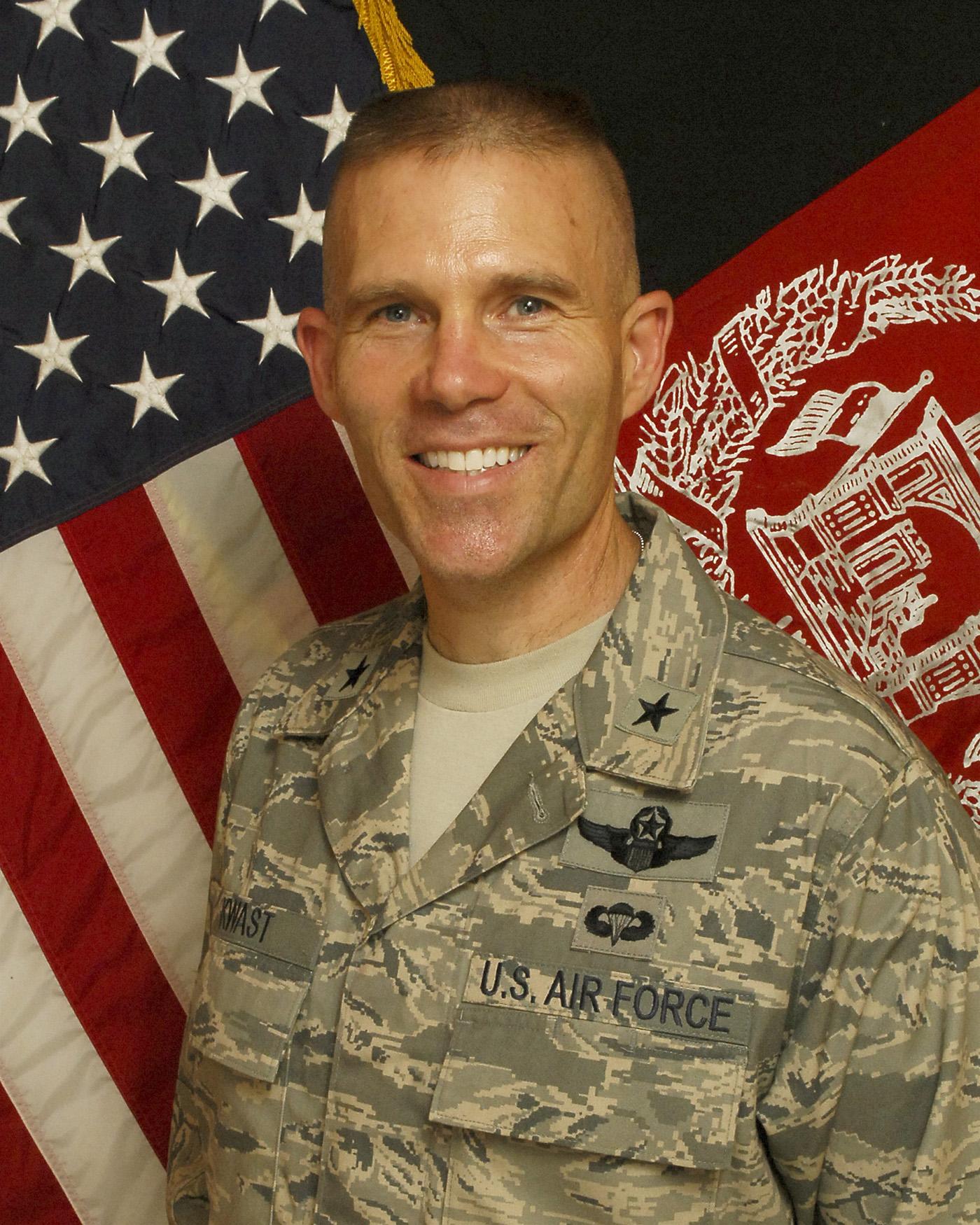 File brigadier general richard j tubb jpg wikipedia the free - File Brigadier General Kwast
