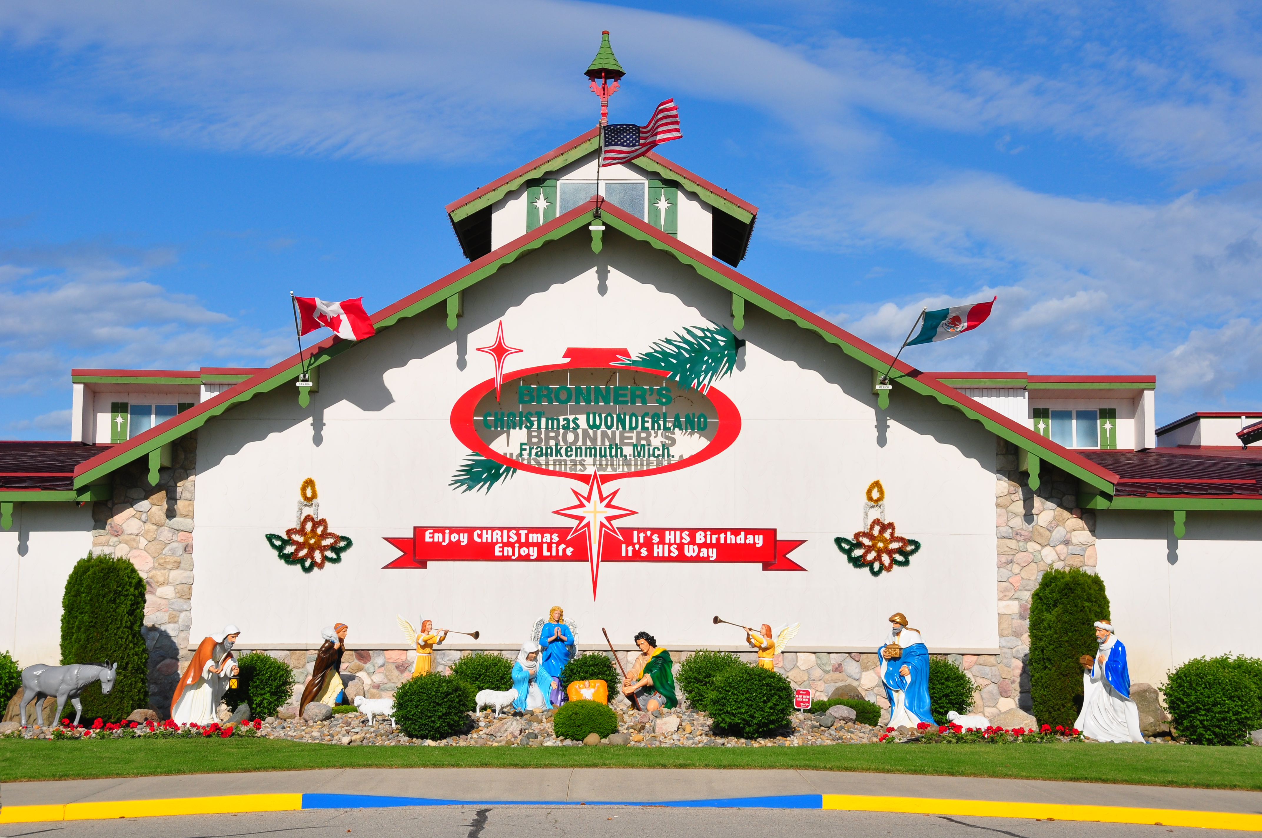 keep reading - Largest Christmas Store