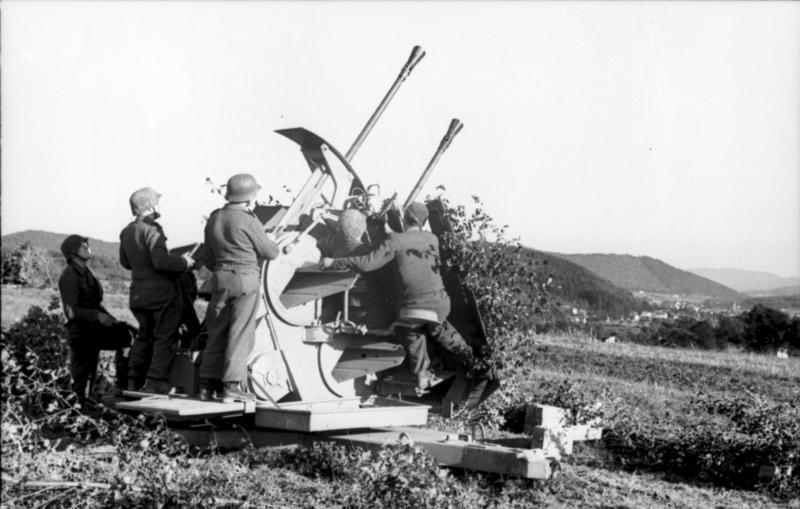 Image result for Flak 36 / 37 anti aircraft gun