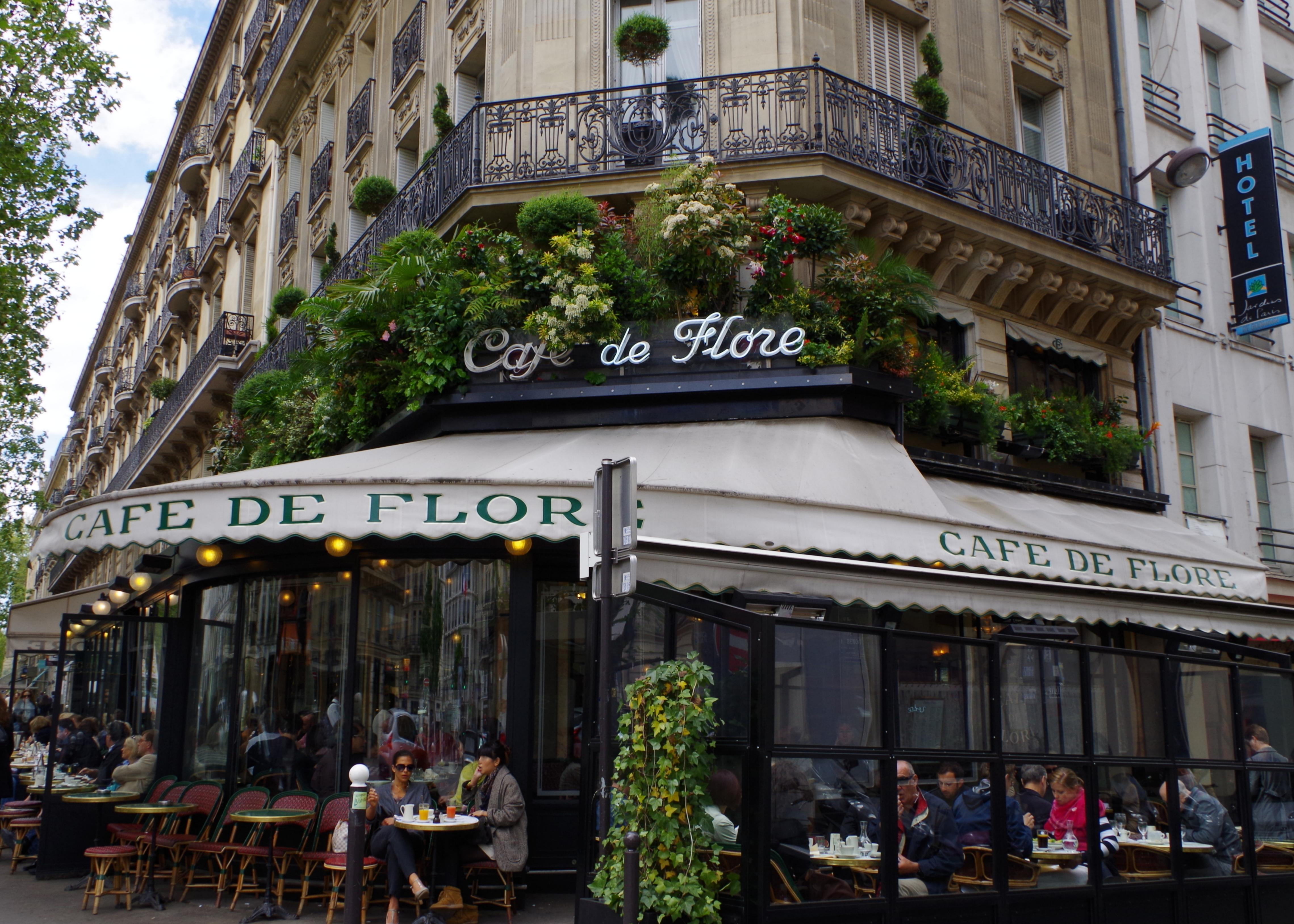 Caf Saint Germain  Bis Rue Du Prieur Ef Bf Bd