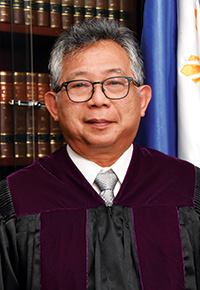 Alfredo Benjamin Caguioa Associate Justice of the Supreme Court of the Philippines