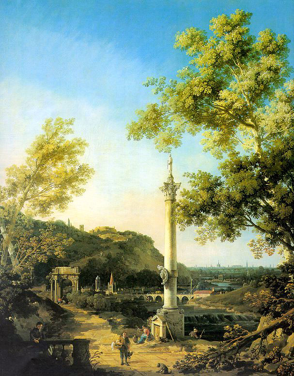 http://upload.wikimedia.org/wikipedia/commons/e/ed/Canaletto%2C_Capriccio-River_Landscape_with_a_Column%2C_a_Ruined_Roman_Arch_and_Reminiscences_of_England.jpg