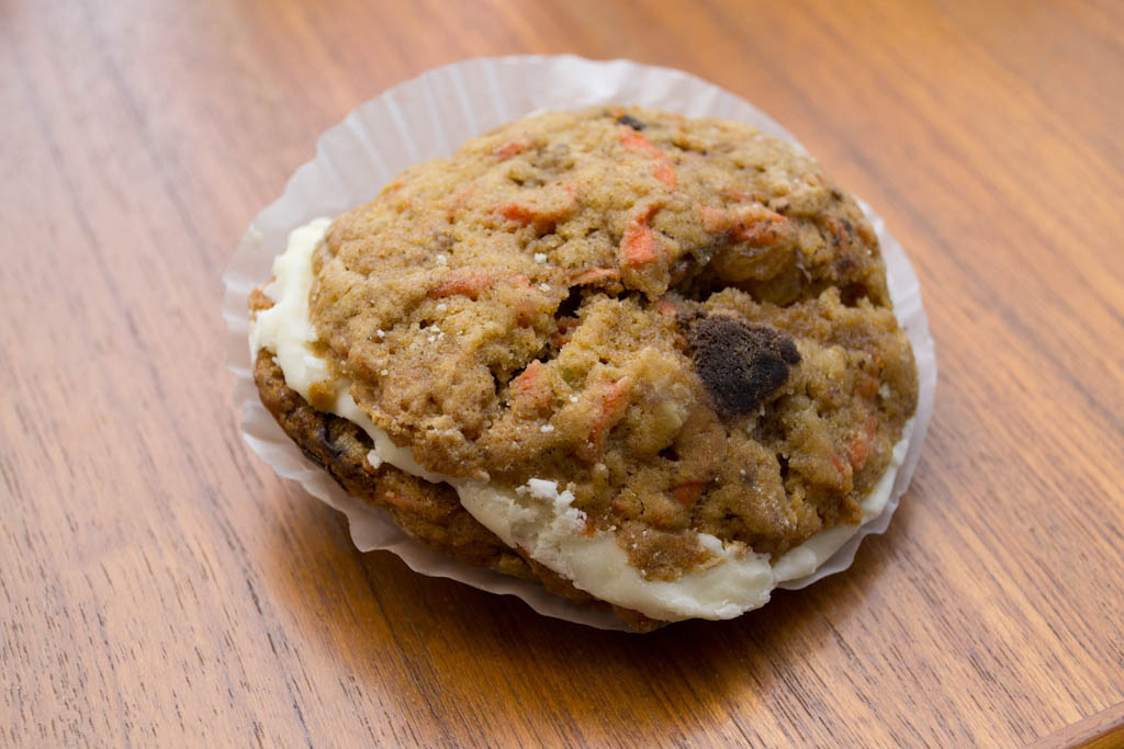 Carrot Cake Cookies Recipe Taste Home