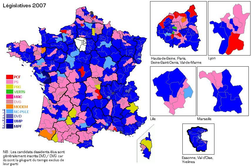 Resultat Presidentielle  Ville Pont De L L Arches