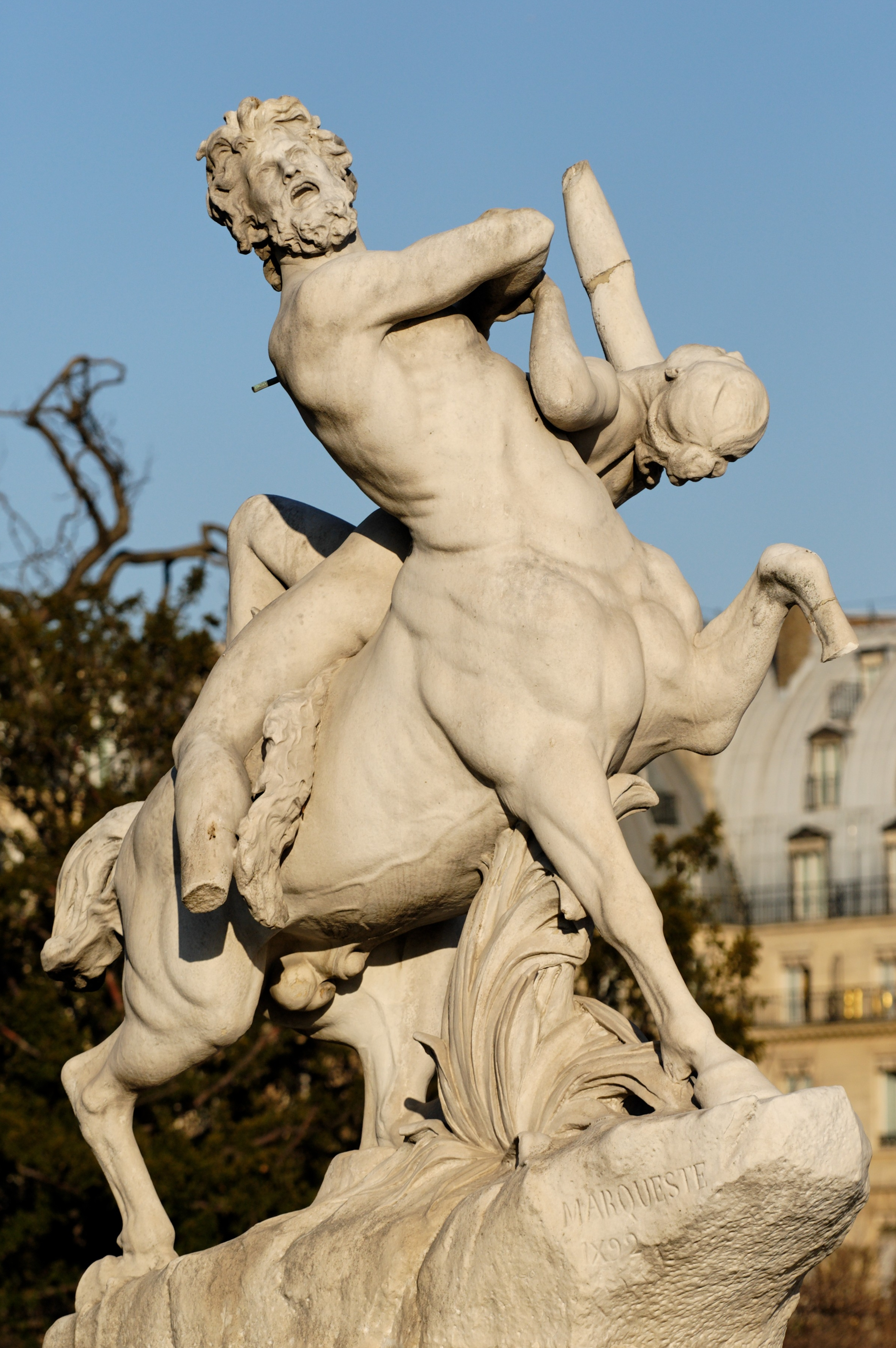 File centaur nymph marqueste tuileries jpg wikimedia commons
