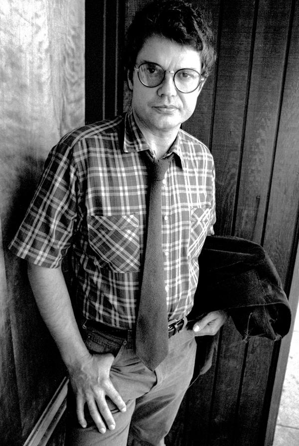Charlie Haden in 1981.