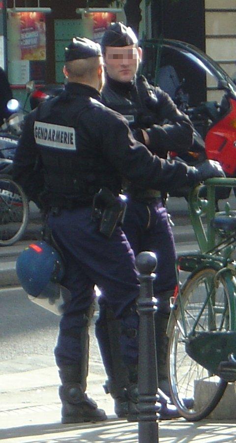 Gendarmerie nationale wikipedia den frie encyklop di for Gendarmerie interieur gouv