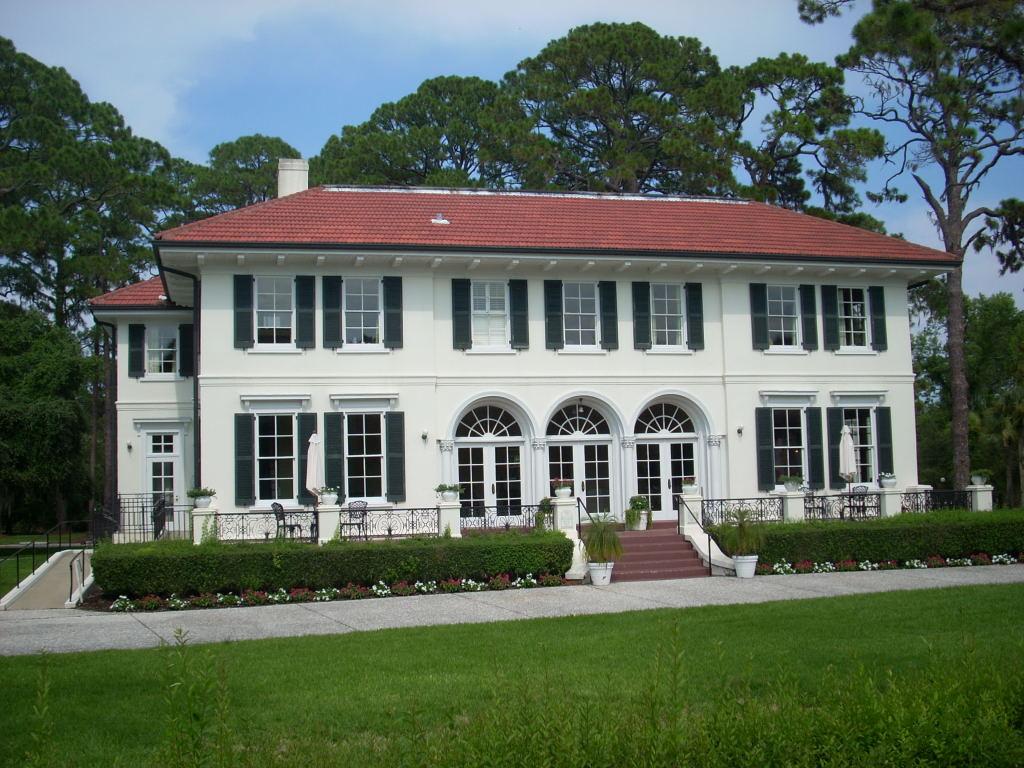The Jekyll Island Club Hotel Jekyll Island Georgia