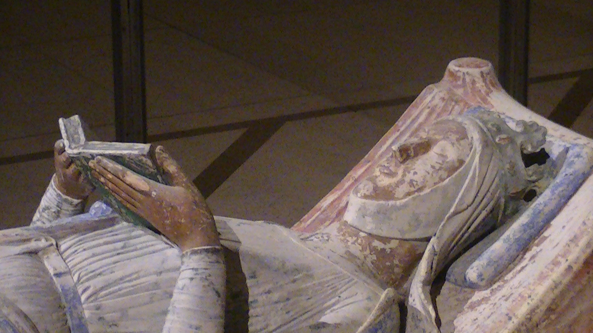 Image result for eleanor of aquitaine effigy