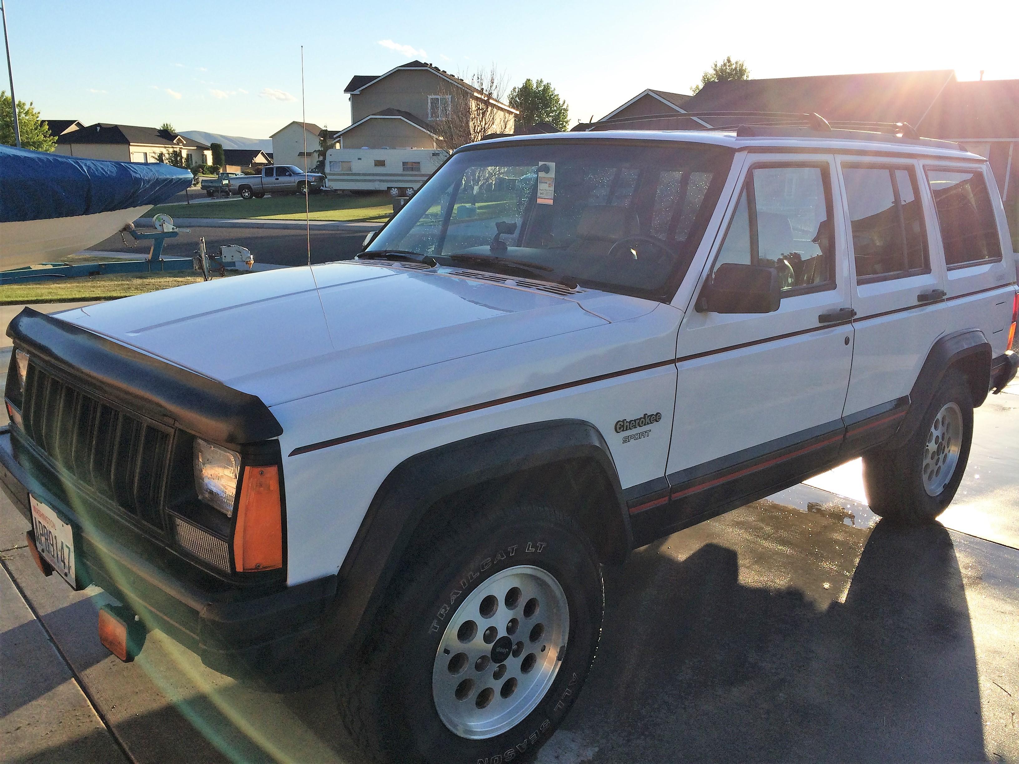 Jeep Cherokee Xj Military Wiki Fandom Powered By Wikia